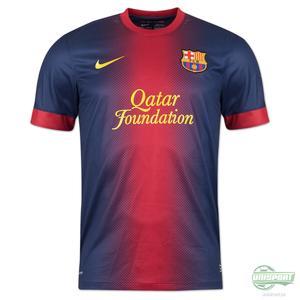Barcelona spiller trøje