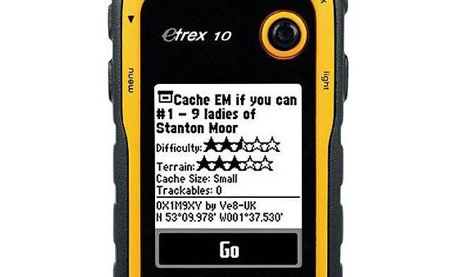 Geocachings vigtigste værktøj – GPS'en